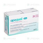 Picture of APOQUEL 5.4mg N20 (Zoetis)