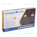 Picture of STRONGHOLD PLUS  0,25ml iki 2,5kg N3 (Zoetis)