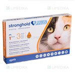 Picture of STRONGHOLD PLUS  0,5ml 2,5-5kg N3 (Zoetis)