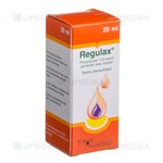 Picture of REGULAX PICOSULPHATE, 7,23 mg/ml, geriamieji lašai, tirpalas, 20 ml