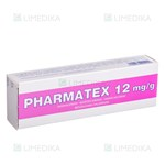 Picture of PHARMATEX, 12 mg/g, makšties kremas, 72 g