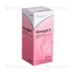 Picture of ALMAGEL A, geriamoji suspensija, 170 ml