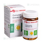Picture of DR. WOLZ CURCUMIN EXTRACT 45, 90 kapsulių