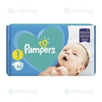 Picture of PAMPERS NEW BABY, sauskelnės, 1 dydis, 2-5 kg, 43 vnt.