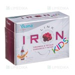 Picture of IRONLINK KIDS, 10 mg, 8 ml, 10 vnt.
