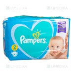 Picture of PAMPERS NEW BABY, sauskelnės, 2 dydis, 4-8 kg, 43 vnt.