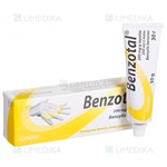 Picture of BENZOTAL, 200 mg/g, tepalas, 30 g