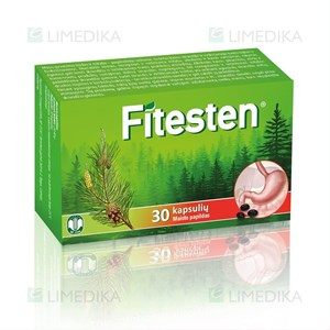 Picture of BF-ESSE FITESTEN, 30 kapsulių