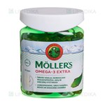 Picture of MOLLER'S OMEGA-3 EXTRA, 76 tabletės