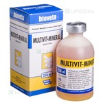 Picture of MULTIVIT-MINERAL 250ml (Bioveta)