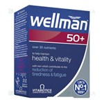 Picture of WELLMAN 50+, 30 tablečių