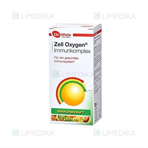 Picture of DR. WOLZ ZELL OXYGEN IMMUNKOMPLEX, 250 ml