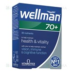 Picture of WELLMAN 70+, 30 tablečių