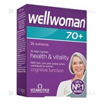 Picture of WELLWOMAN 70+, 30 tablečių