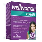 Picture of WELLWOMAN VEGAN, 60 tablečių