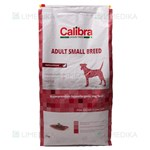 Picture of CALIBRA GRAIN FREE Dog (Superpremium), Adult Small Breed with Duck, 7 kg.
