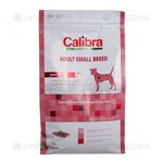 Picture of CALIBRA GRAIN FREE Dog (Superpremium), Adult Small Breed with Duck, 2 kg.