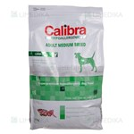 Picture of CALIBRA HYPOALLERGENIC Dog (Superpremium), Adult Medium Breed with Lamb, 3 kg
