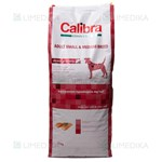 Picture of CALIBRA GRAIN FREE Dog (Superpremium), Adult Small & Medium Breed with Salmon, 12 kg