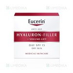 Picture of EUCERIN HYALURON - FILLER + VOLUME - LIFT, dieninis kremas sausai odai, 50 ml