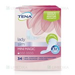 Picture of TENA LADY SLIM MINI MAGIC, įklotai moterims, 34 vnt.