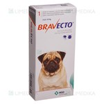 Picture of BRAVECTO 250mg 4.5-10kg N1 (MSD)