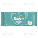 Picture of PAMPERS FRESH CLEAN, servetėlės, 52 vnt.