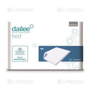 Picture of DAILEE BED paklotai PREMIUM AIR, 60 x 90 cm, 30 vnt.