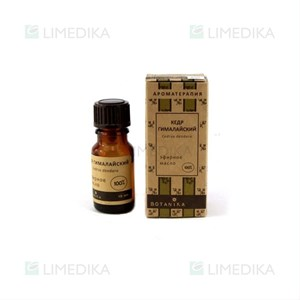 Picture of BOTAVIKOS, himalajinio kedro 100% eterinis aliejus, 10 ml