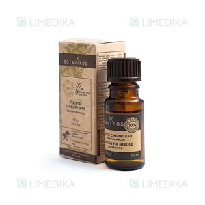 Picture of BOTAVIKOS, sibirinio kėnio 100% eterinis aliejus, 10 ml