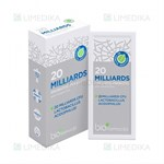 Picture of 20 MILLIARDS PROBIOTIC + PREBIOTIC, milteliai, 7 pakeliai