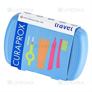 Picture of CURAPROX TRAVEL SET, kelioninis rinkinys