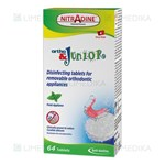 Picture of NITRADINE ORTHI & JUNIOR, dezinfekcinės tabletės, 64 vnt,