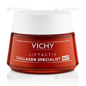Picture of VICHY LIFTACTIV COLLAGEN SPECIALIST, naktinis kremas, 50 ml