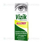 Picture of VIZIK ALLERGY, akių lašai, 10 ml